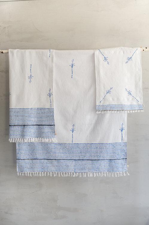 Moonlight Palm Towel Set