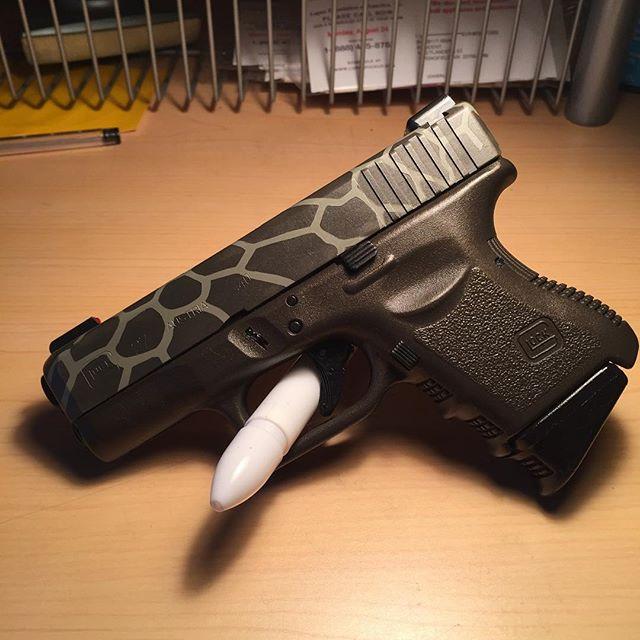 Glock 27 Duracoat
