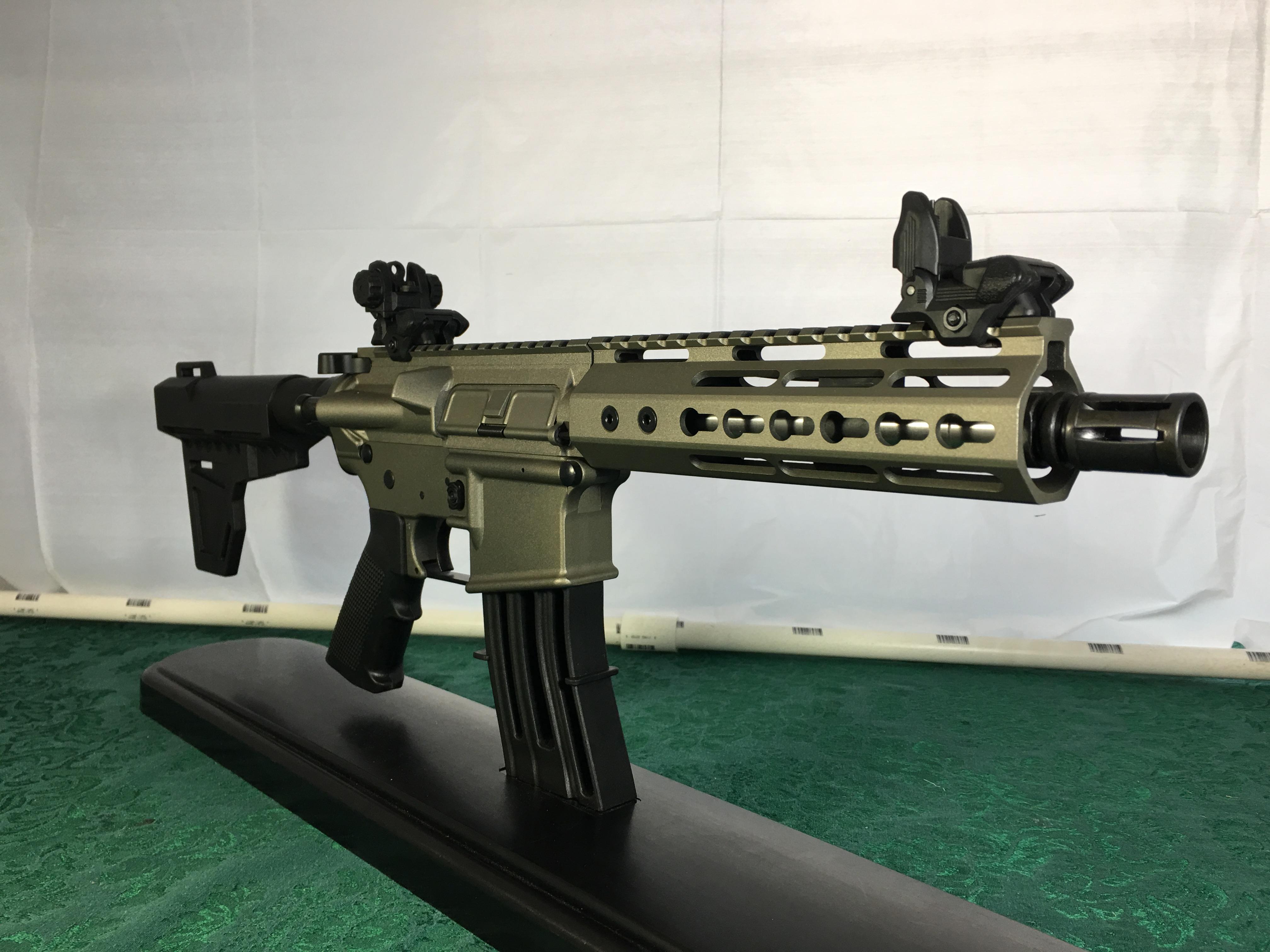Gun Metal Grey Cerakote