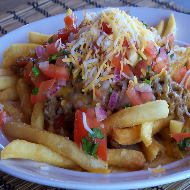 Jungle Fries