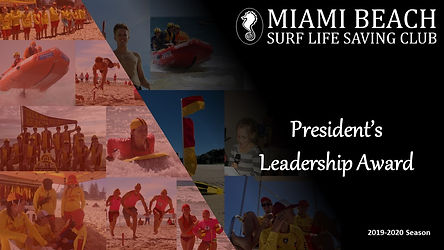 President's Leadership Award - thumbnail