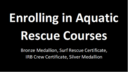 Enrolling in Aquatic Rescue Courses.png