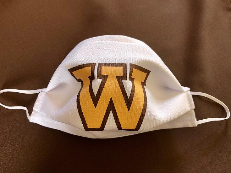 West High Face Masks