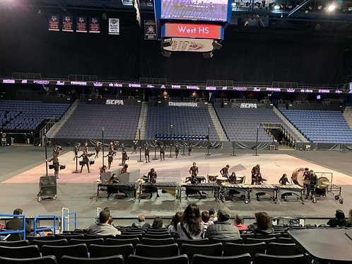 2020-21 Fall Season Contribution (Percussion and Color Guard ONLY)