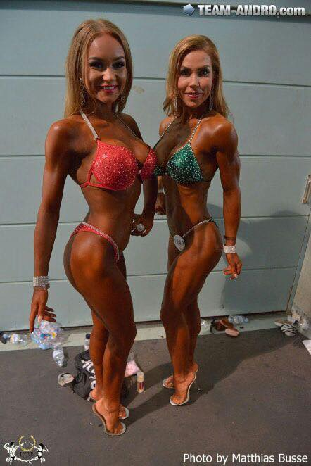 Vilma Toiviainen & Johanna Quessous