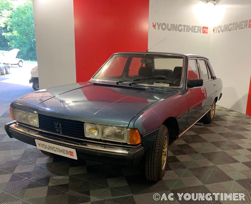 Peugeot 604 TI