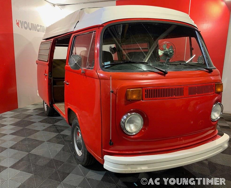 VW Combi Amnénagement Camping car