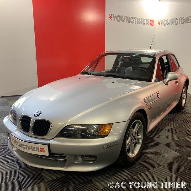 BMW Z3 Coupé 2,8L automatique