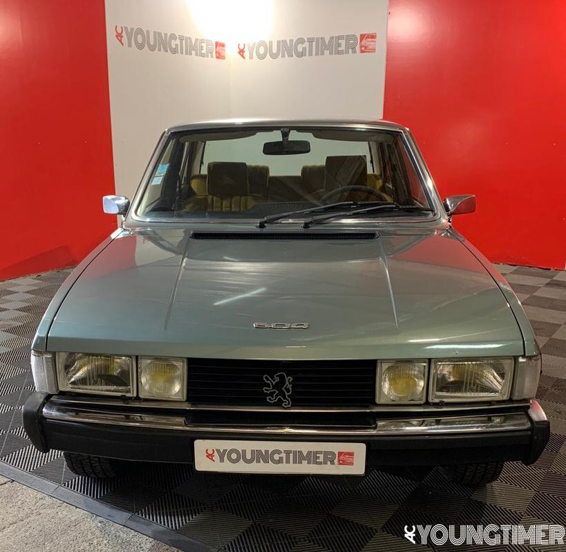 Peugeot 604 V6 SL 1ère génération