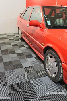 R21 Turbo Quadra profil longitudinal dro