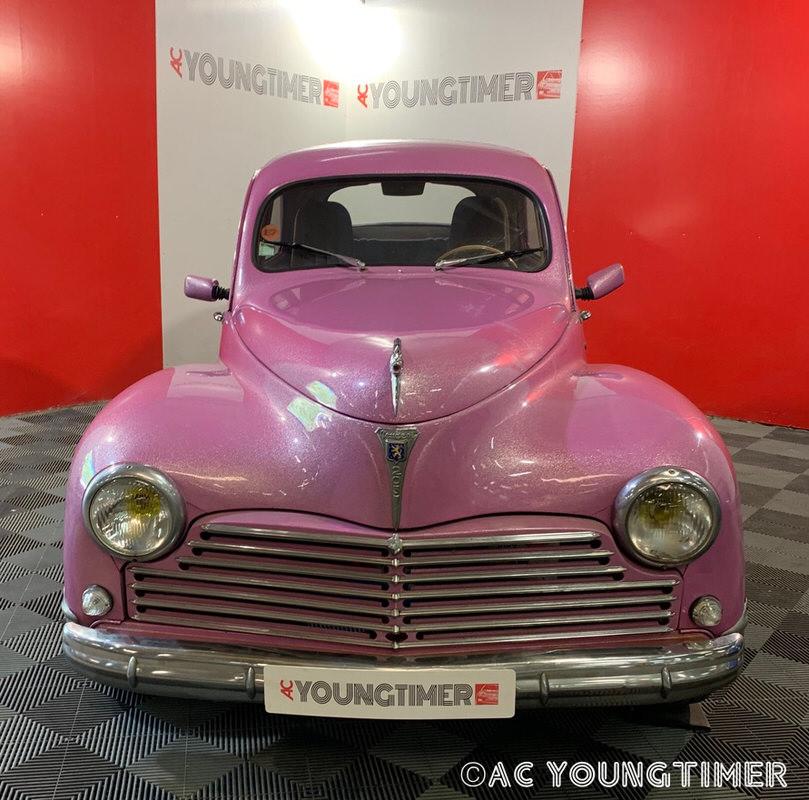 Peugeot 203 Custom
