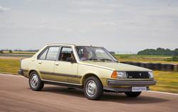 R18 turbo entièrement restaurée