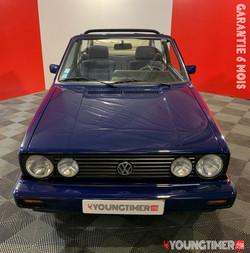 VW Golf cab 1,6L