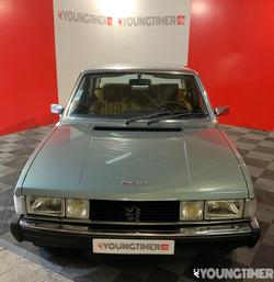 Peugeot 604 V6 Phase 1