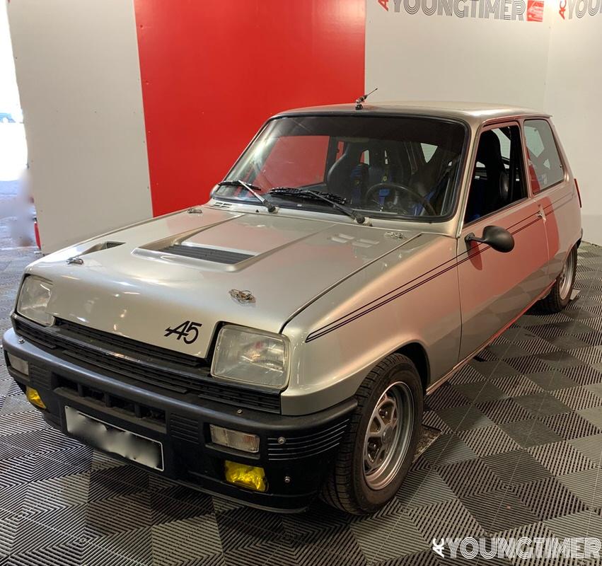 """R5 Alpine """"coupe de France"""""""