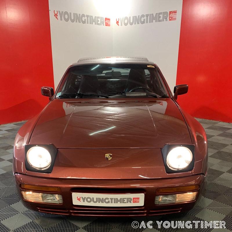Porsche 944 14 500€