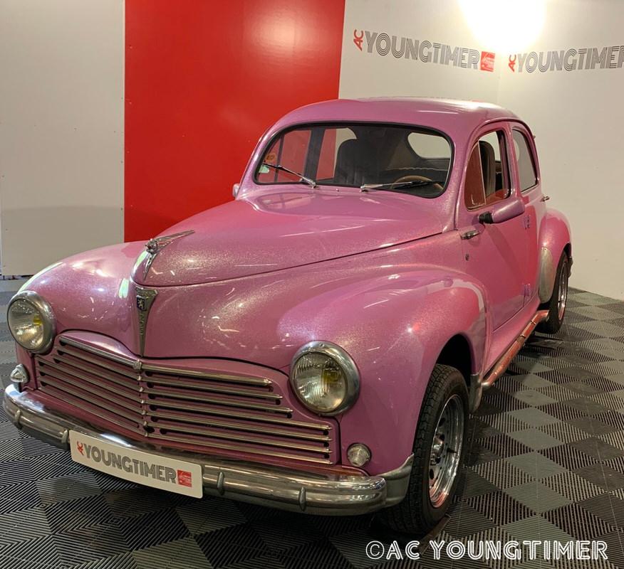 Peugeot 203 Custom 7950€