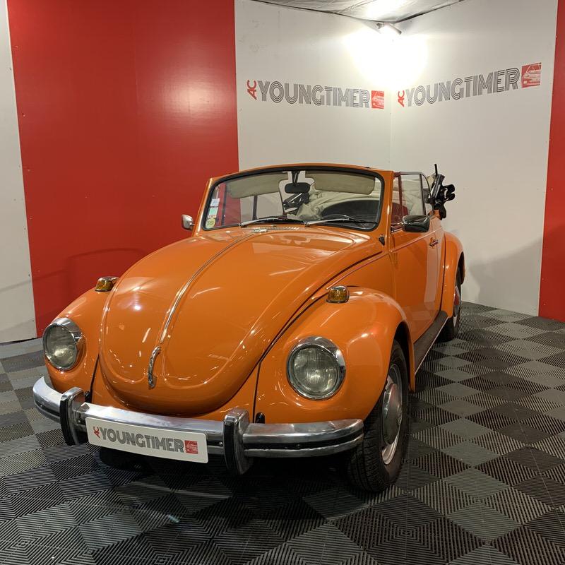 VW Cox Cab 1302 LS 22 500€