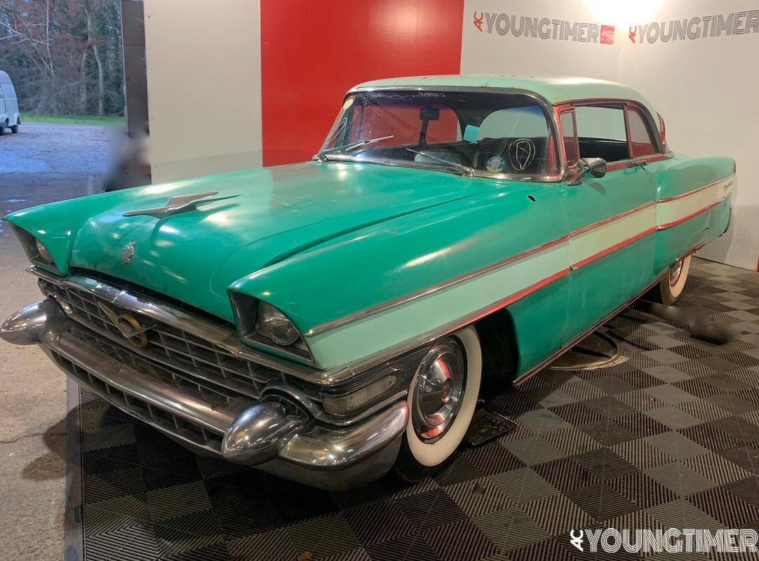 Packard executiv 1956