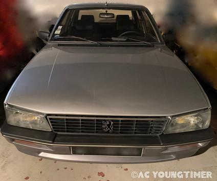 Peugeot 505 Turbo Injection Face avant.j