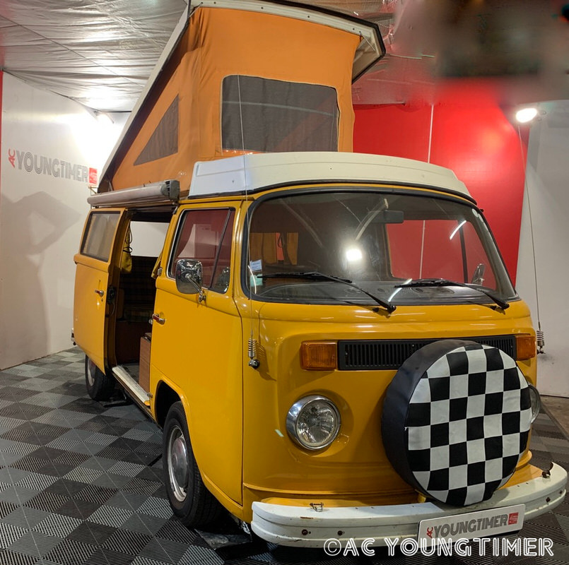VW Combi Westfalia