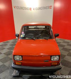 FIAT 126 entièrement restaurée