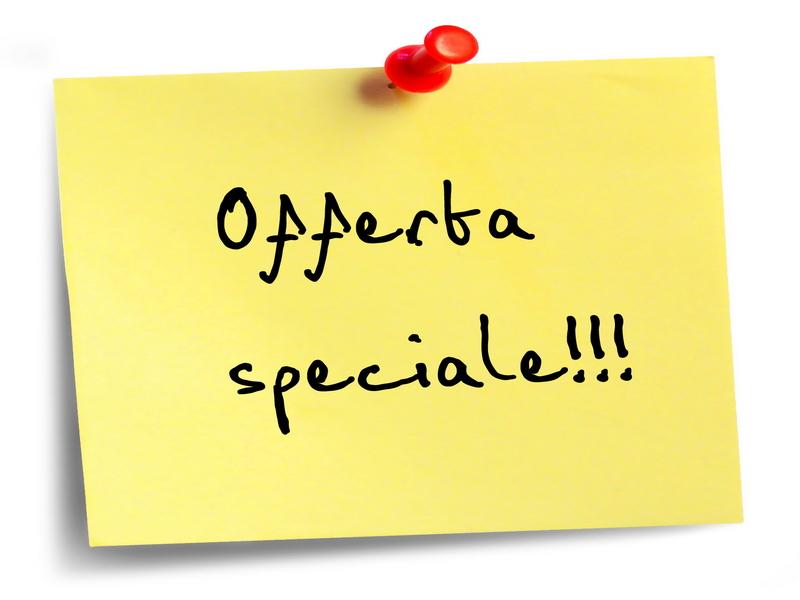 Abbiamo un offerta speciale!  8ec534f2983