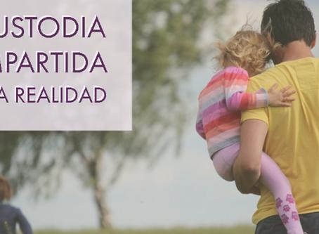 ¿Tiene temor a separarse por miedo a perder a sus hijos?La custodia compartida es una realidad