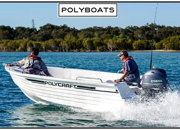 2021 Polycraft 480 CC