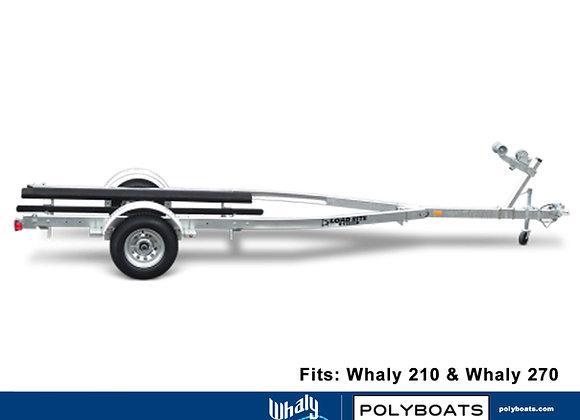2021 Galvanized Trailer for Whaly 210 & 270