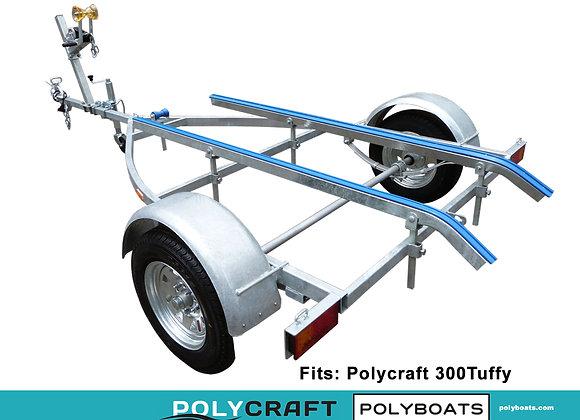 2021 Galvanized Trailer for Polycraft 300 Tuffy