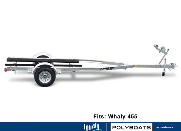 2021 Galvanized Trailer for Whaly 455