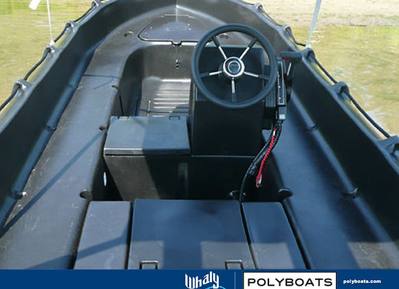 Whaly | 310, 370 & 435 Steering Console