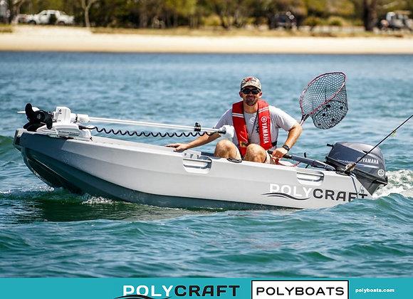 2021 Polycraft 300 Tuffy | 15 HP Outboard