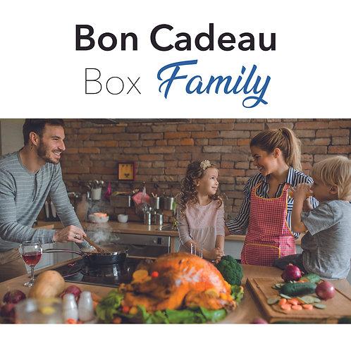 Offrez un plaisir gourmand en famille !
