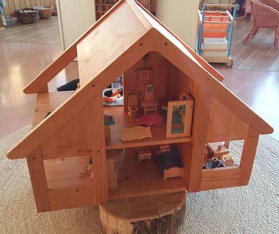 De quoi faire rêver... cette maison en miniature !