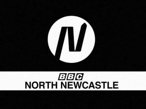 Old BBC North - Newcastle logo