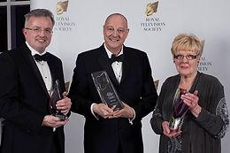 Royal Television Society Award Best Presenter