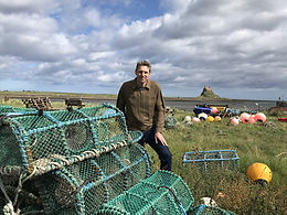 Villages by the Sea - Holy Island
