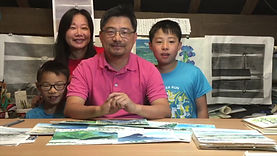 Chun-chao and family