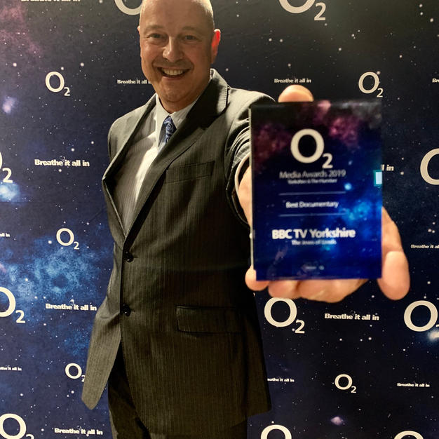 BBC win at the 02 Awards