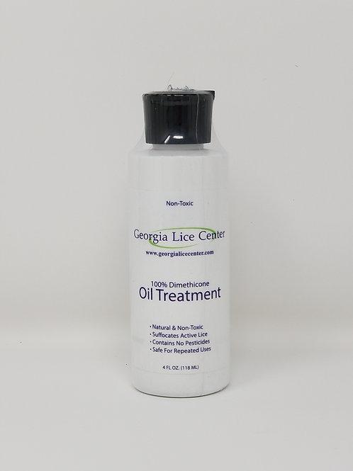 Georgia Lice Center live lice oil treatment