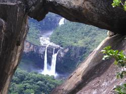 Cachoeira Salto Chapada