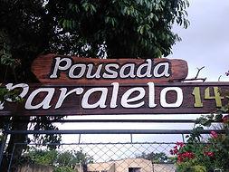Pousada Paralelo 14 Entrada portão