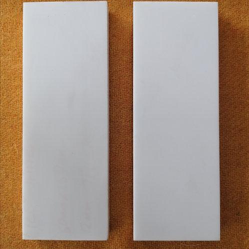 White Corian Scales