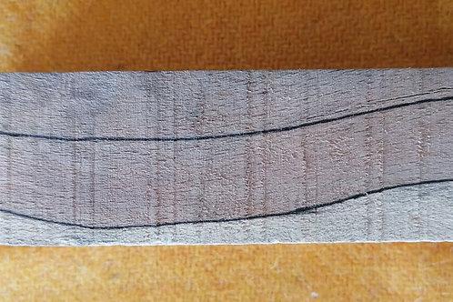 Spalted Beech Wooden Block (unstabilised)