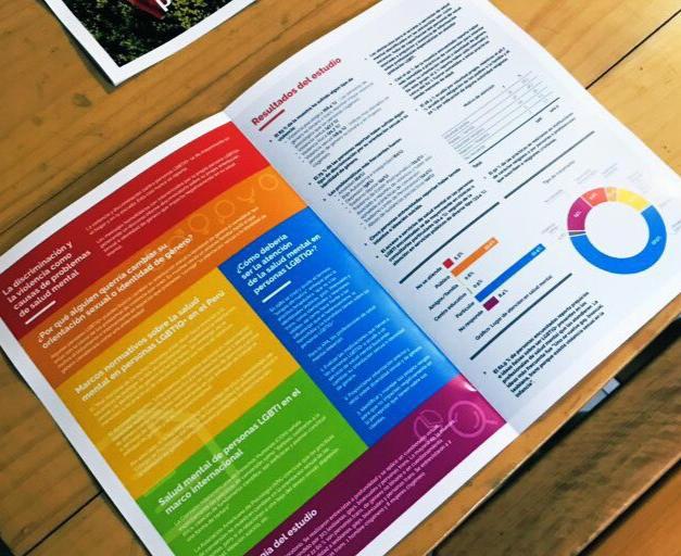 Estudio de Salud Mental en personas LGBT+