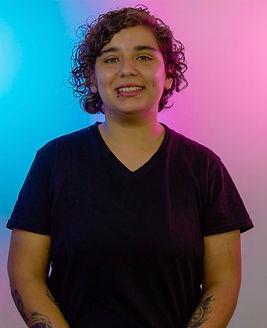 Majo Hernandez  - Más Igualdad Perú - ONG derechos - LGBT