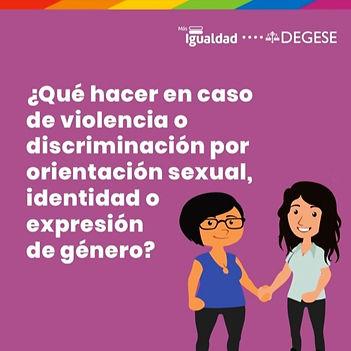 Manual de Denuncia - Más Igualdad Perú - ONG derechos - LGBTI