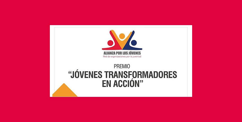 Premio Jovenes transformadores en acción - Estudio Salud Mental - Más Igualdad Perú - ONG derechos - LGBTI